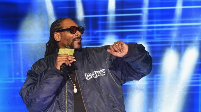 Assailing Trump, Snoop Dogg makes 'America crip again'