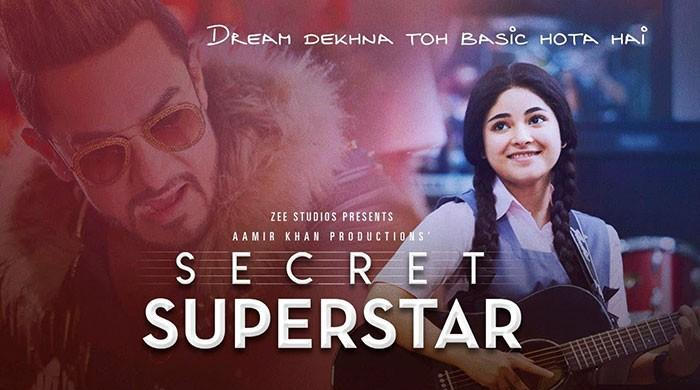 'Secret Superstar' hits screens in India, US