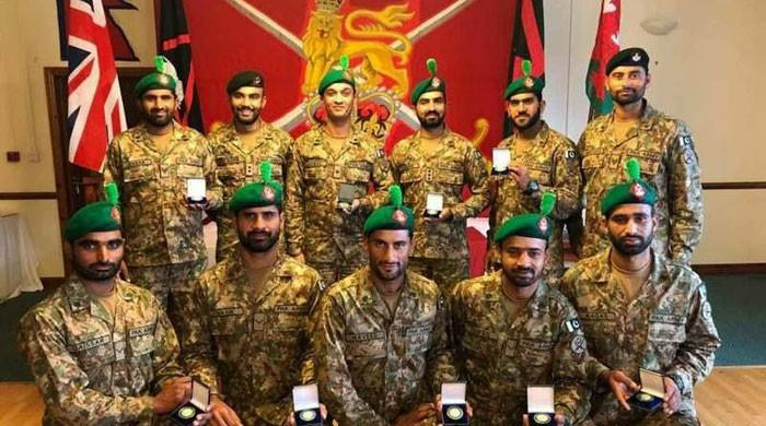 Pakistan Army wins Exercise Cambrian Patrol in UK