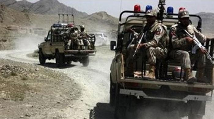 Op Radd-ul-Fasaad: Security forces conduct operations in Balochistan, Punjab