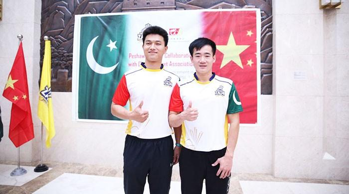Chinese cricketers to be part of Peshawar Zalmi squad in PSL3