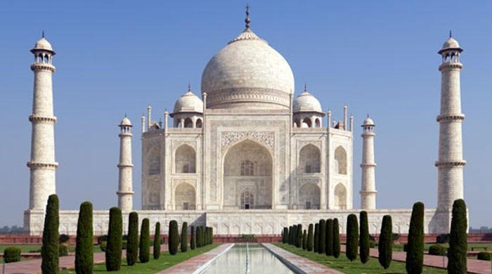 Taj Mahal sits on stolen property: BJP leader