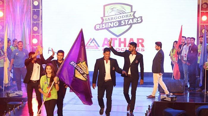 Atif Aslam, Asrar grace glamorous ceremony for Qalandars Rising Stars