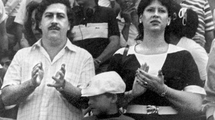 Pablo Escobar's widow and son face money laundering probe