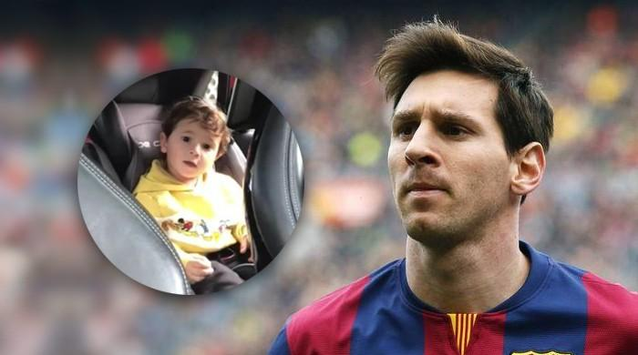 WATCH: Messi posts video of son singing in Catalan, Pique replies