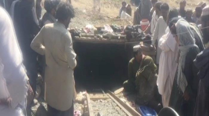 Rescue operation underway to rescue trapped miners in Harnai
