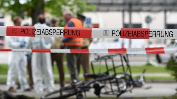 Four lightly injured in Munich knife attack: police