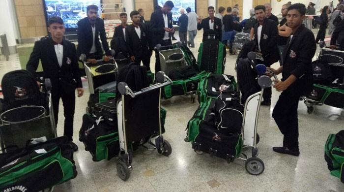 Qalandars' Rising Stars in Australia for quadrangular tournament