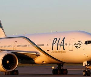 PIA plane sustains minor damage after collision at Toronto airport