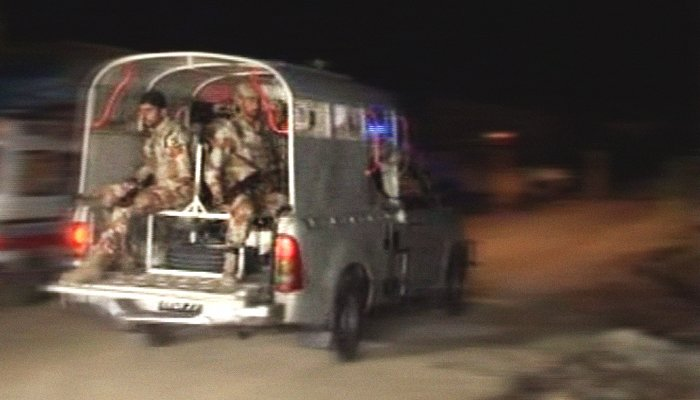 Eight militants killed in Pakistan