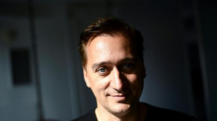After near-death fall, trance pioneer van Dyk finds new purpose