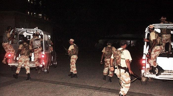 Ansarul Shariah chief among eight terrorists killed: Sindh Rangers