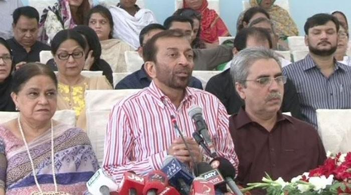 Farooq Sattar threatens resignations from assemblies, Senate