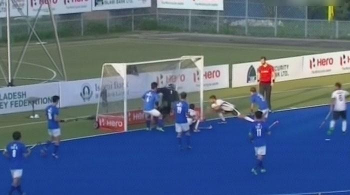 Pakistan outplay South Korea 6-3 in Hockey Asia Cup