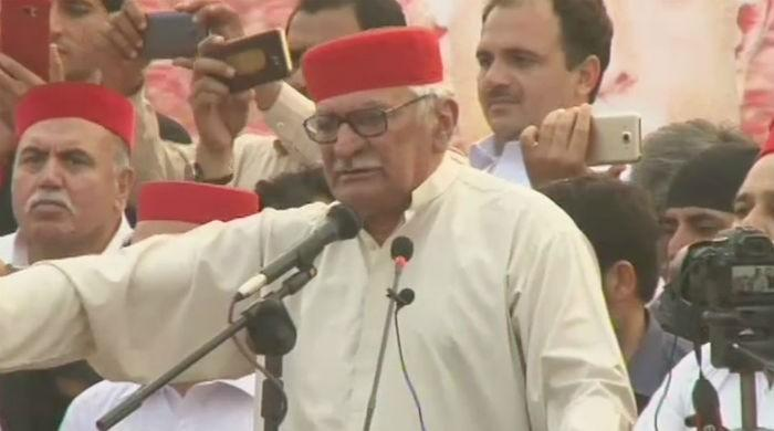 Everyone named in Panama case should be investigated, says Asfandyar