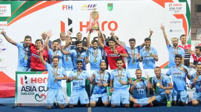 India beat Malaysia to win Hockey Asia Cup