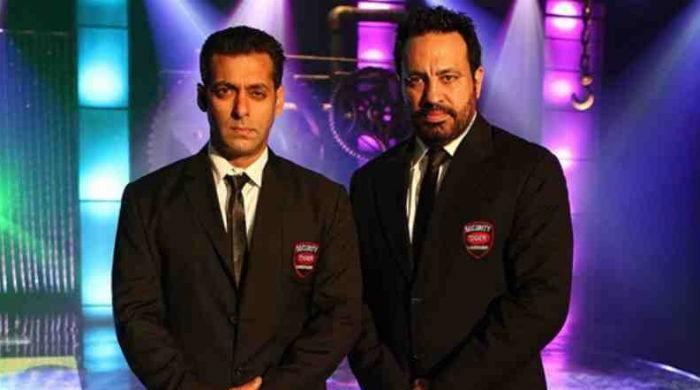 Case registered against Salman's bodyguard for threatening woman