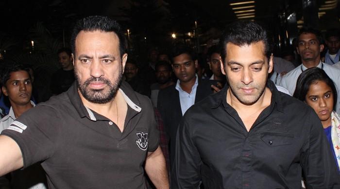Case filed against Salman Khan's bodyguard for threatening woman with rape