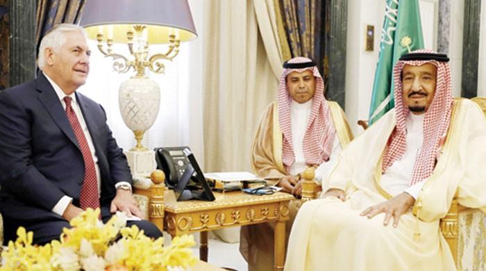 Tillerson woos Gulf allies in push to undercut Iran