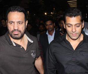 Case filed against Salman Khan's bodyguard for threatening woman with rape