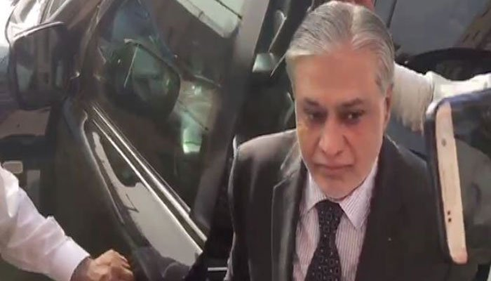 NAB freezes Dar's assets, submits report in accountability court