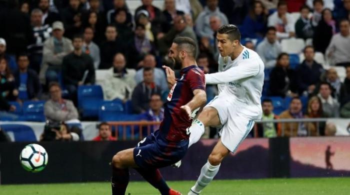 Madrid's young guns shine as Benzema and Ronaldo struggle