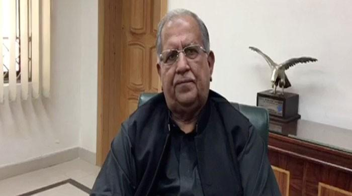 Riaz Pirzada stands by statement about Shehbaz leading PML-N