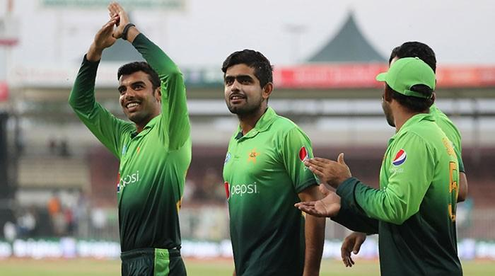 In pictures: Pakistan clean sweeps Sri Lanka