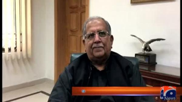Riaz Pirzada says adheres to statement about Shehbaz leading PML-N