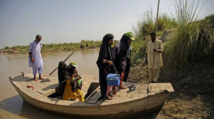 Lessening stream: Mutual efforts take Pakistan on brink of polio eradication