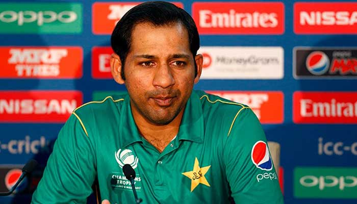 Sarfraz felt 'fear' after reporting alleged illegal approach
