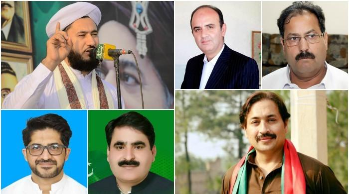 NA-4 by-election: The candidates
