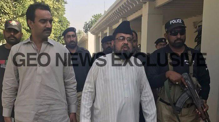Mufti Qavi was uncooperative during polygraph, PFSA informs Multan police