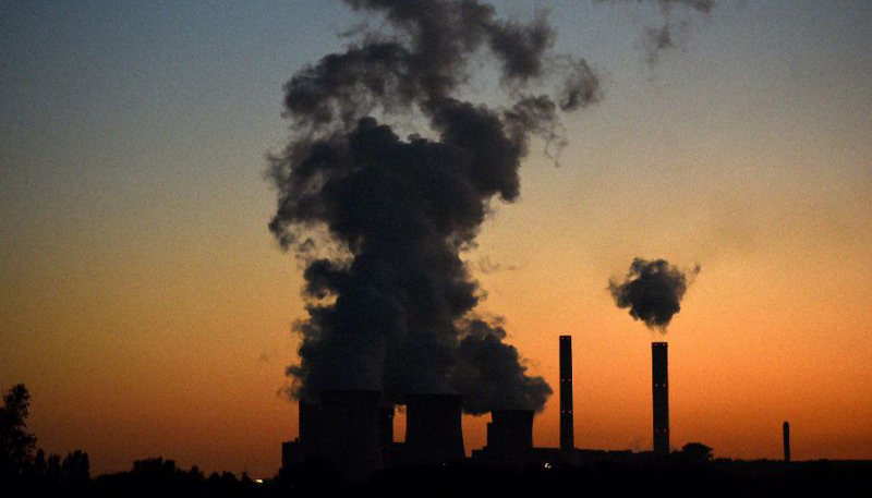 Concentration of CO2 hits record high: UN | World - Geo.tv
