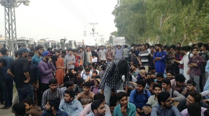 UET Taxila students up in arms against university's 'extremist' policies