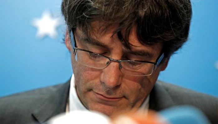 Puigdemont has Confirmed that he Remains in Brussels in Anticipation of a Fair Trial