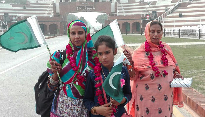 'Thank PM Modi, Salute India,' Say Pak Sisters After Release From Jail