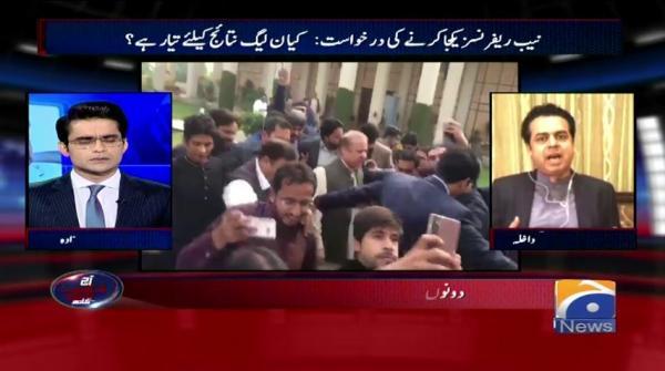 Aaj Shahzaib Khanzada Kay Sath - 03 November 2017
