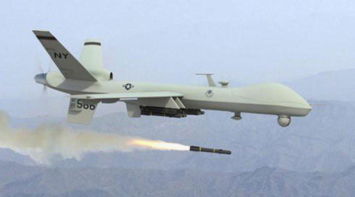 US drone attacks kill 15 Daesh fighters near Pak-Afghan border