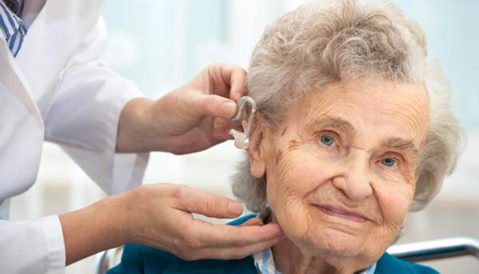 hearing loss Adult in