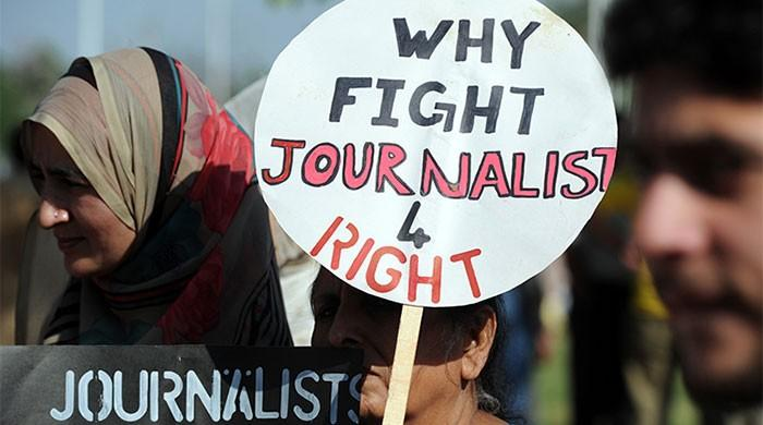 HRCP, journalists decry curbs on press freedom in Balochistan