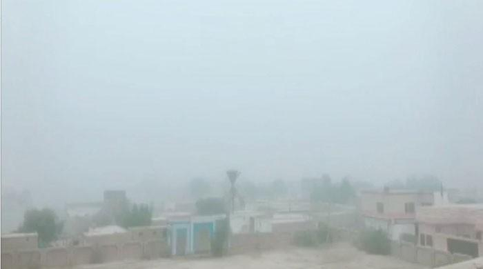 Accidents continue, flight operations suspended due to smog in Punjab