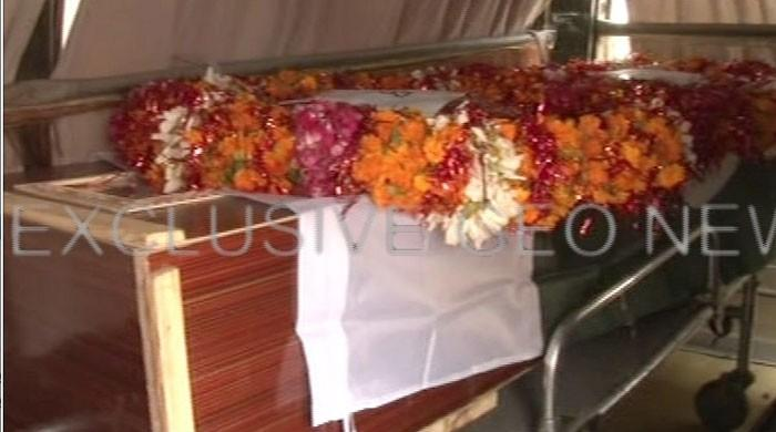 Funeral prayers of Pakistani diplomatic staffer to be held in Islamabad
