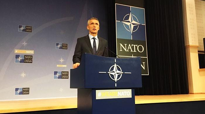 NATO wants full cooperation from Pakistan, says secretary general