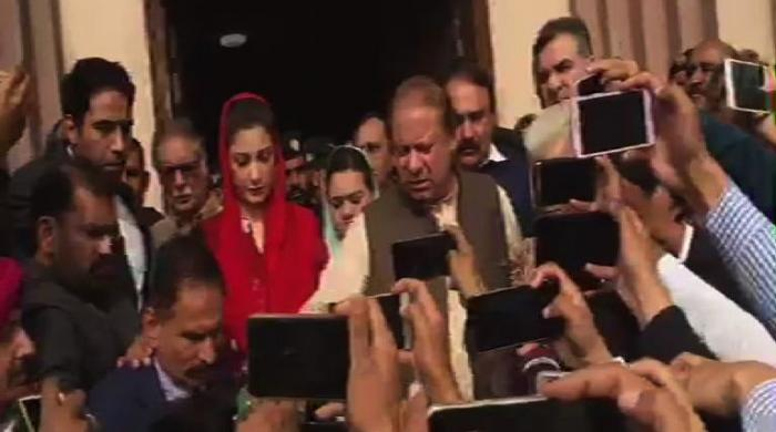 Nawaz Sharif's plea to club references dismissed; former PM indicted in person