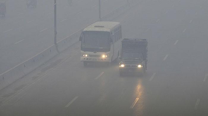 Smog in Lahore crosses global benchmarks