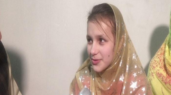 Swat's Heera among eight Pakistani children nominated for international award