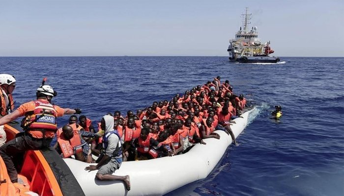 Grueling Rescue Operation in Mediterranean Unable to Save 26 African Girls