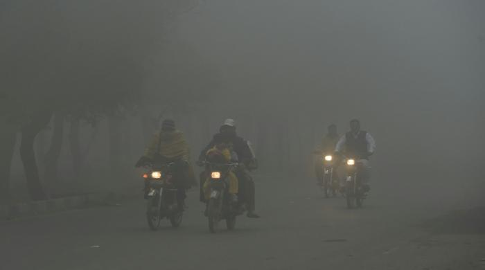 Soundbite: India and Pakistan need to talk about air pollution today
