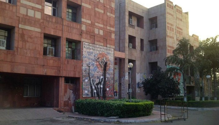 JNU fines four students for cooking biryani on campus